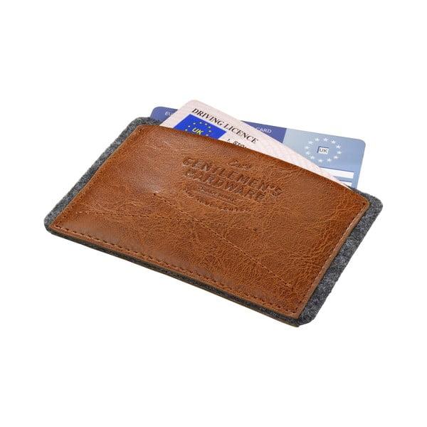 Etui na karty kredytowe Credit is Due
