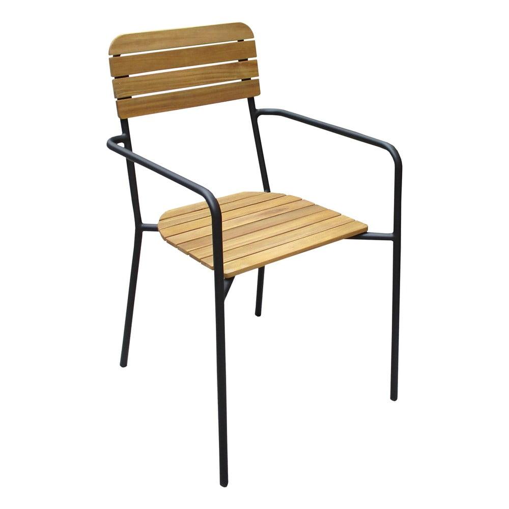 Zestaw 4 krzeseł ogrodowych Ezeis Scool