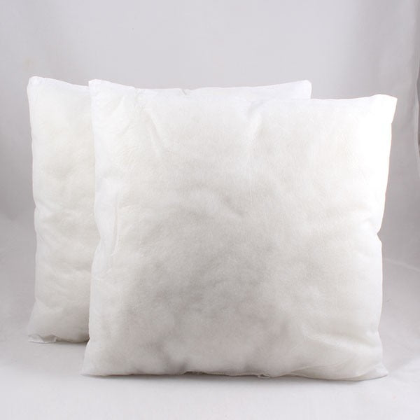Wypełnienie do poduszek, zestaw 2 szt., 45x45 cm