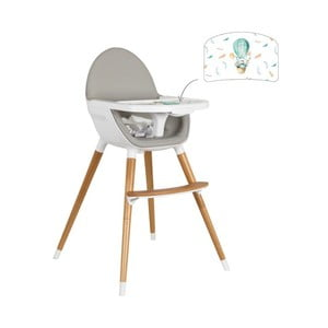 Diecięce krzesełko do karmienia Tanuki NUUK Explorer Rabbit