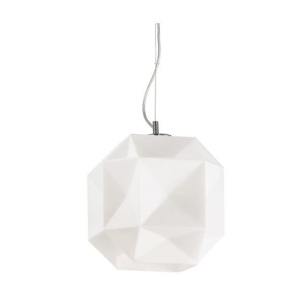 Lampa wisząca Evergreen LightsCrystal, 30 cm