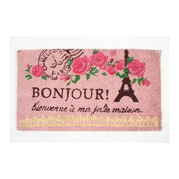Wycieraczka Bonjour Paris, 40x70 cm