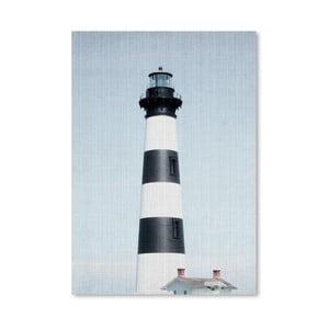Plakat Light House Striped