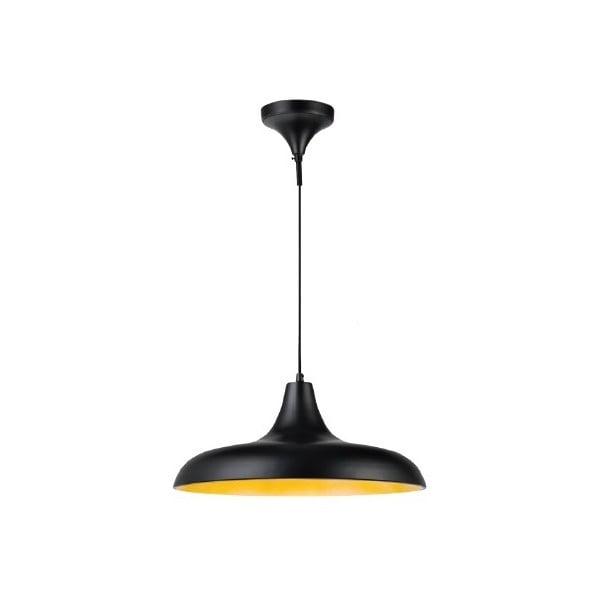 Czarna lampa wisząca Markslöjd Bryne