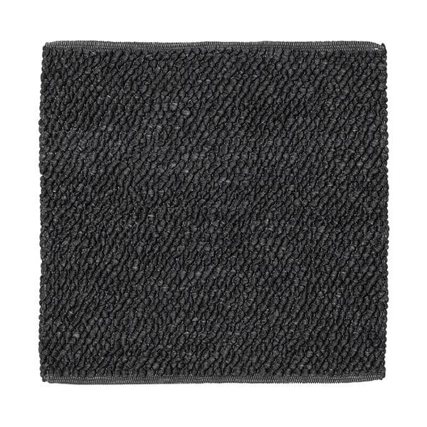 Dywanik łazienkowy Madu Dark Aqua, 60x60 cm
