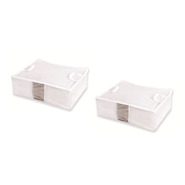 Zestaw 2 pokrowców Storage Box