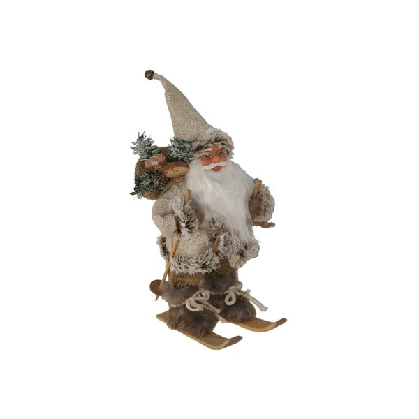 Dekoracyjna figurka Santa Claus on Skis