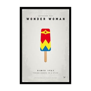 Plakat Wonder Woman, 35x30 cm