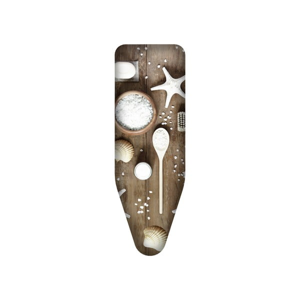 Pokrowiec na deskę do prasowania Colombo New Scal New Design Salt, 124 x 48 cm