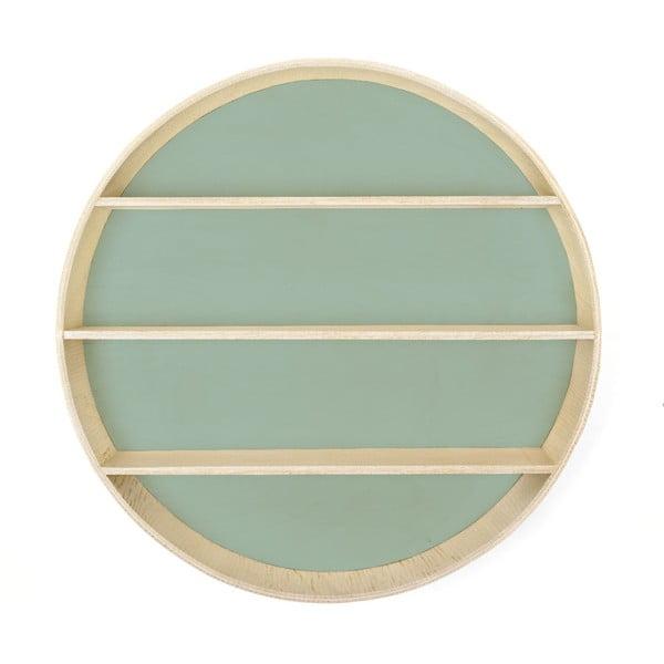 Półka Circular Verde