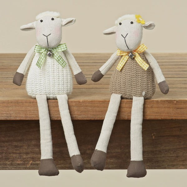 Komplet 2 dekoracji Sheep Maja