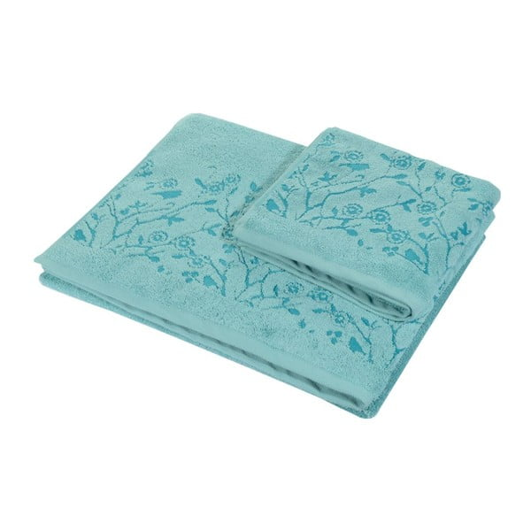 Komplet 2 ręczników Antenne Bleu