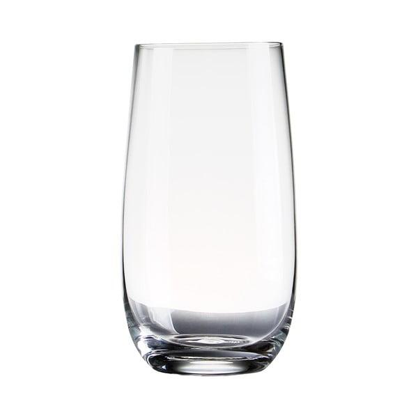 Zestaw 4 szklanek Sola Long Drink, 510 ml