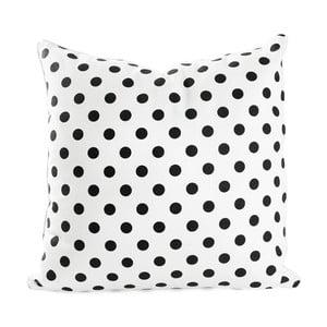 Poduszka Big Black Dots, 50x50 cm