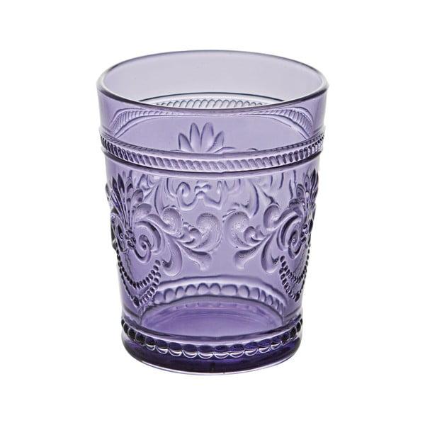 Zestaw 6 szt. szklanek Fade Purple Florence
