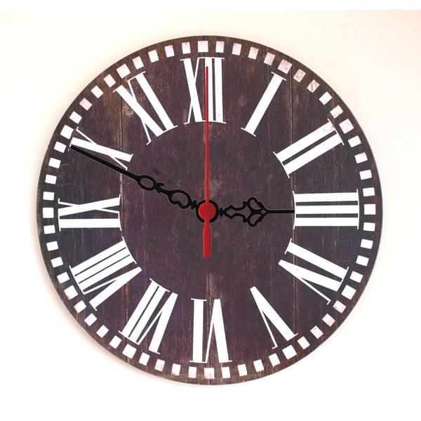 Zegar ścienny Old Film, 30 cm
