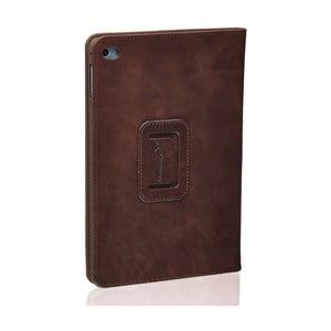 Brązowe etui skórzane na iPad Mini 4 Packenger