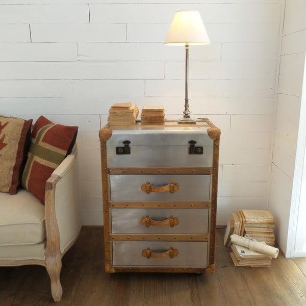 Stolik z szufladami Aviator