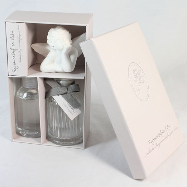 Aniołek z perfumowanej gliny 100 ml, lawenda