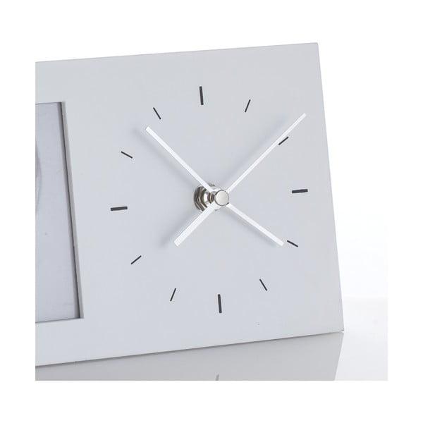 Zegar z ramką na zdjęcie Tomasucci Lilly, 12x29x5,5 cm