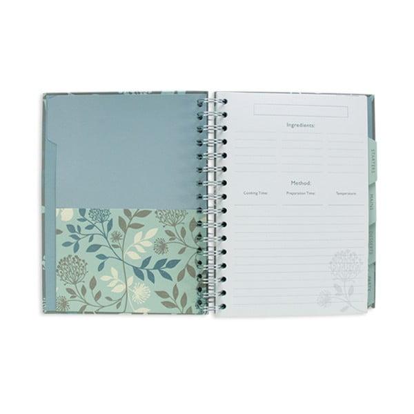 Notatnik   na przepisy kulinarne Mirabelle by Portico Designs