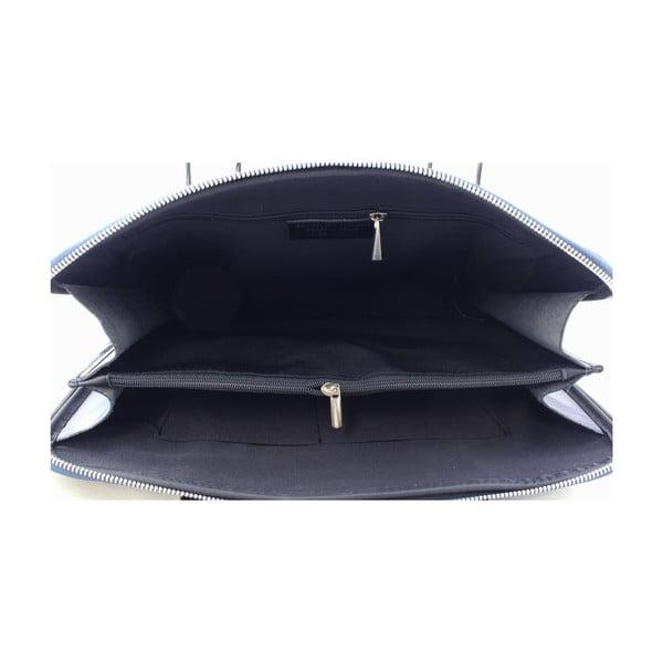 Skórzana torebka unisex Manola Blue