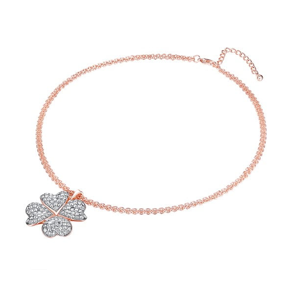 Naszyjnik z kryształami Swarovski Lilly & Chloe Francine