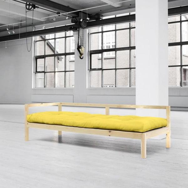 Sofa wielofunkcyjna Karup Soul Clear Iacquered/Pistacio/Gris