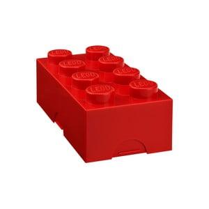Czerwony pojemnik na śniadanie LEGO®