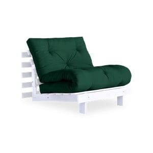 Fotel wielofunkcyjny Karup Design Roots White/Botella