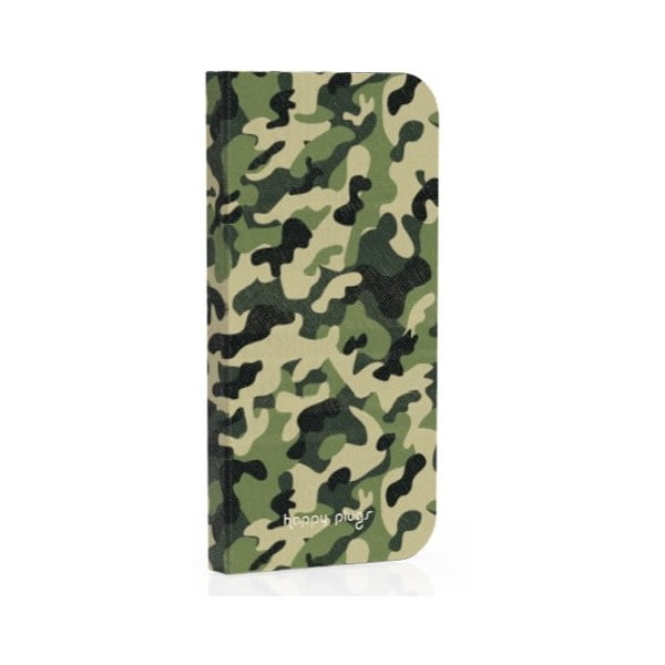 Pokrowiec Happy Plugs na iPhone 5 Camouflage