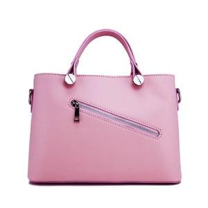 Skórzana torebka Adelaide Rosa