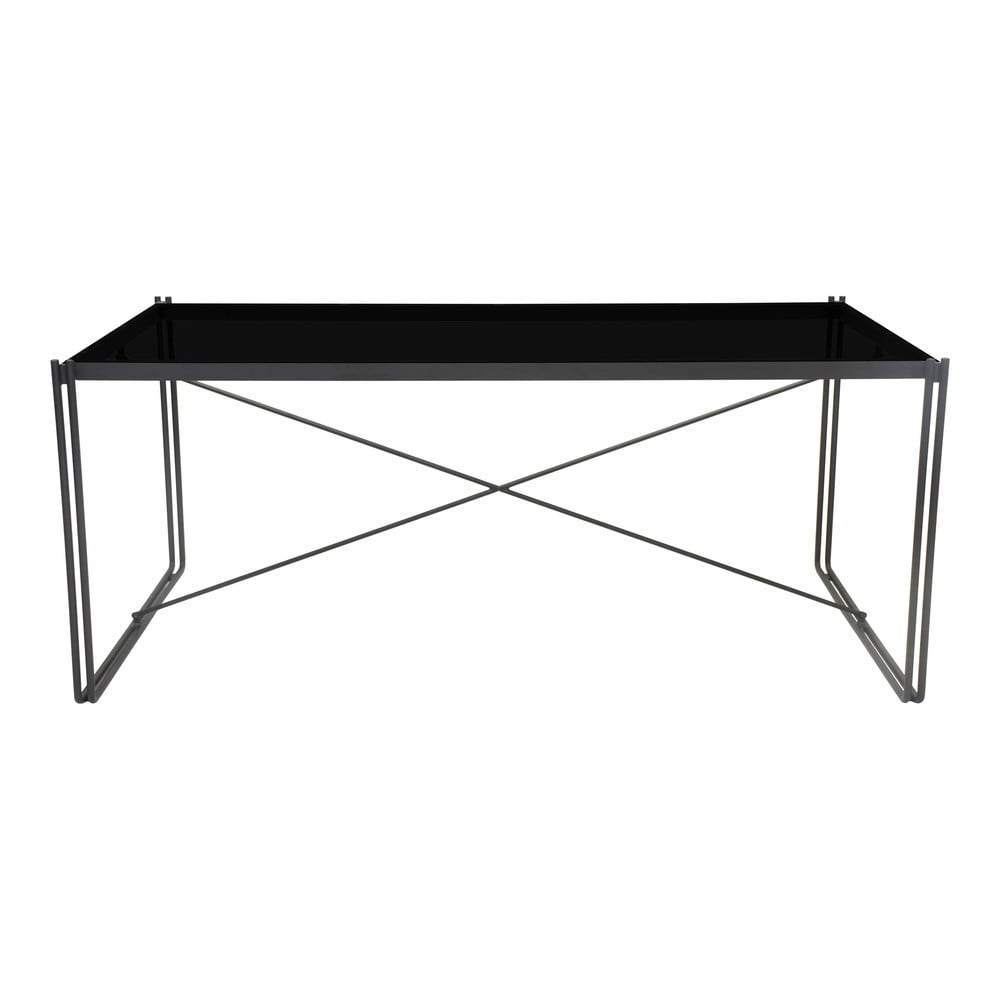 Czarny stół do jadalni RGE Line