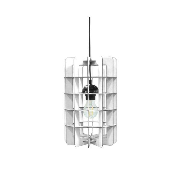 Lampa Tube, biała