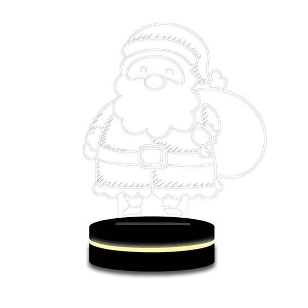 Lampa z efektem 3D Christmas no. 11