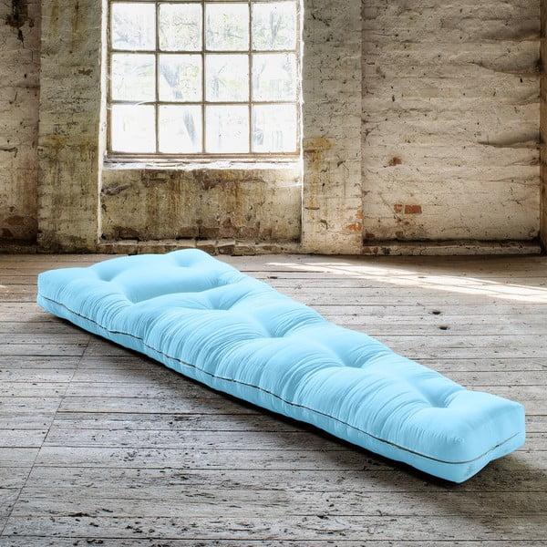 Fotel rozkładany Karup Loop Celeste