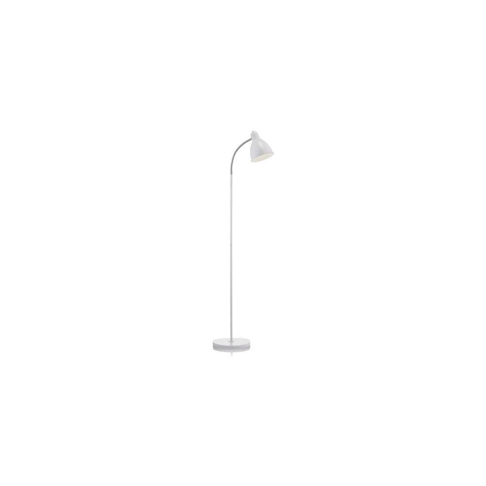 Biała lampa stojąca Markslöjd Nitta
