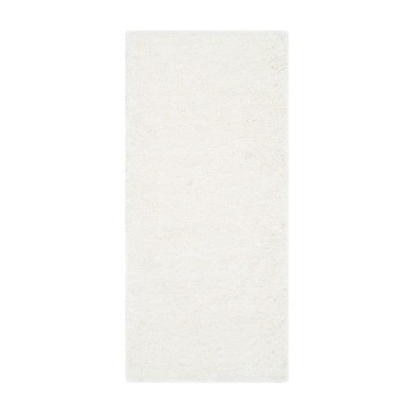 Dywan Crosby White, 68x152 cm