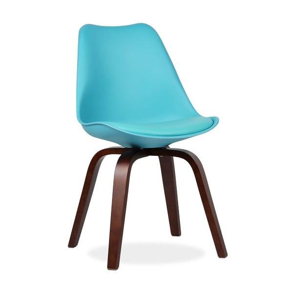 Krzesło Cross Plywood Turquoise