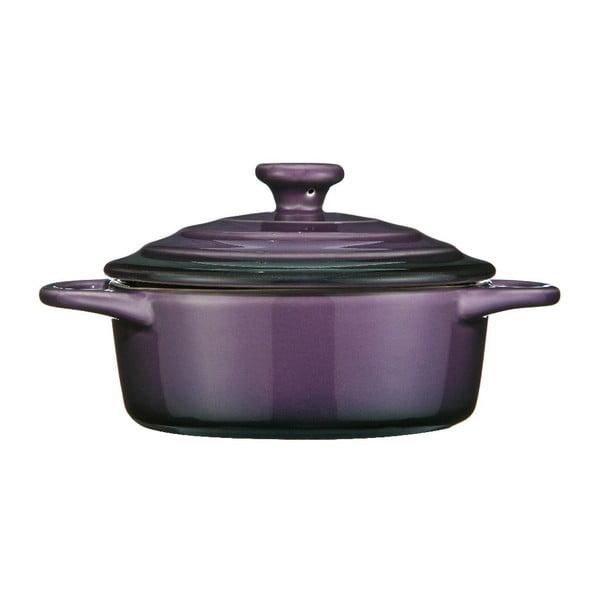 Naczynie do zapiekania Purple Stoneware, 600 ml