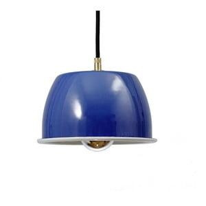 Lampa sufitowa Emailleleuchte 05 Blue/Black