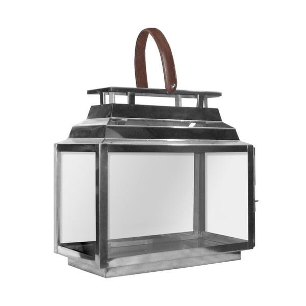 Świecznik Complements Steel, 23 cm
