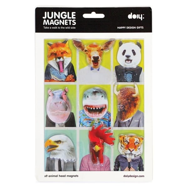 Magnesy Jungle Magnets