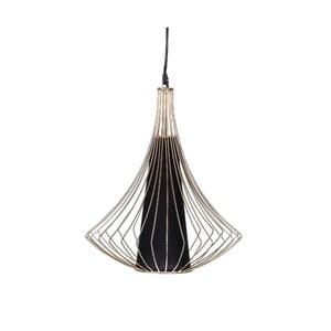 Lampa sufitowa Golden Cage, 36x46 cm