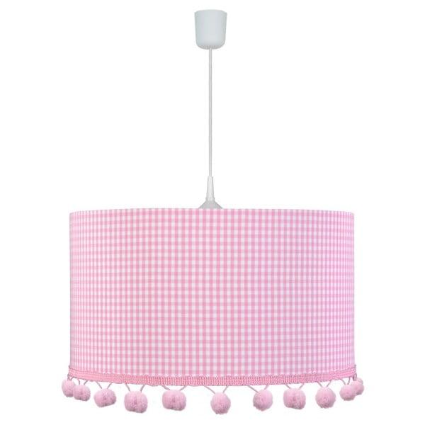 Lampa sufitowa Pink Pompom
