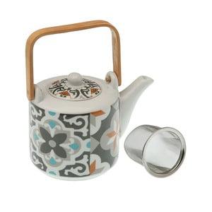 Dzbanek do herbaty z sitkiem VERSA Floralism