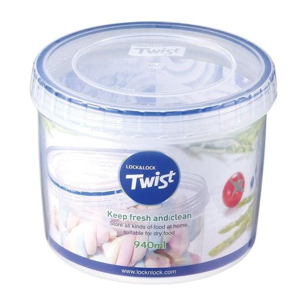 Pojemnik na żywność Hermetic Twist, 940 ml