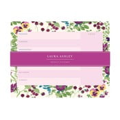 Planer tygodniowy Laura Ashley Parma Violets by Portico Designs, 54 stran