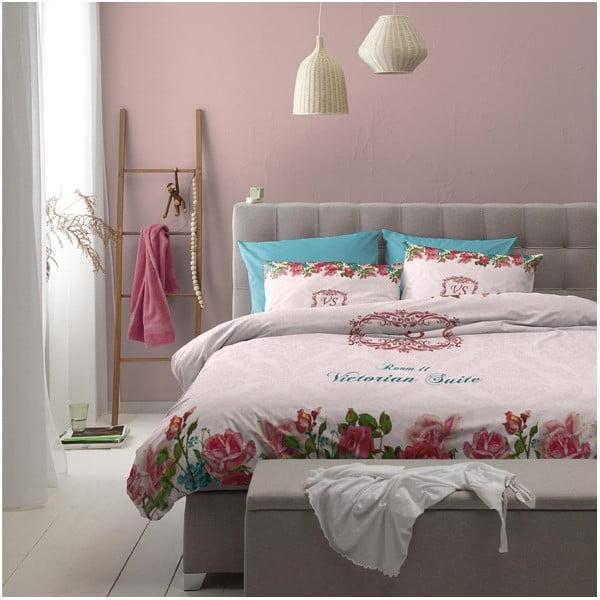 Pościel Suite Pink, 140x200 cm