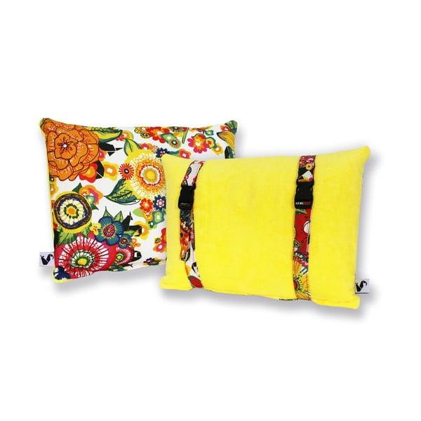 Wodoodporna dwustronna poduszka Dream Pillow Banana Jungle